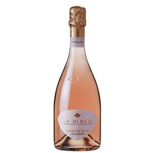 Ca' di Rajo - Vino Spumante Manzoni Rosa Millesimato Extra Dry 2019