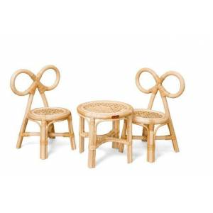 Poppie Toys Poppie Mini Bow Chair- Set of two chairs