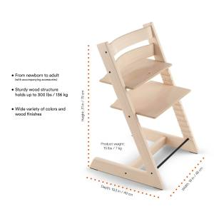 Stokke Presale: Tripp Trapp Chair White