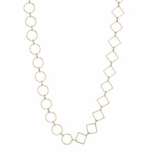 Luv Aj Nour Mixed Chain Necklace - Gold - OS - female
