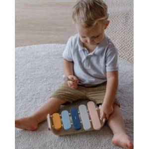 PlanToys Oval Xylophone - Orchard