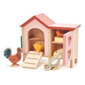 Tender Leaf Toys Chicken Coop - Multi