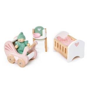 Tender Leaf Toys Dovetail Nursery Set - Multi