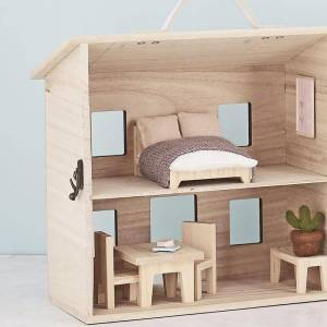 Olli Ella Holdie Double Bed Set - Natural