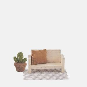Olli Ella Holdie Living Room Set - Natural