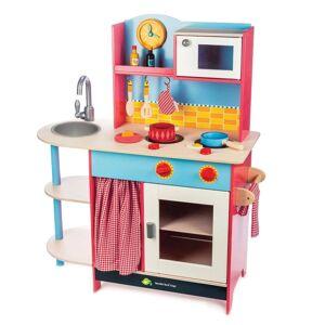 Tender Leaf Toys Grand Kitchen - Red