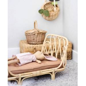 Poppie Toys Poppie Day Bed Clay  - OS