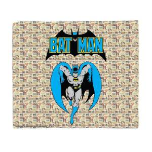 DC Comics Batman Fleece Blanket