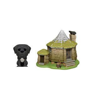 Pop! Vinyl Harry Potter Hagrid's Hut with Fang Pop! Town