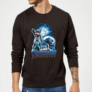 Marvel Avengers: Endgame War Machine Suit Sweatshirt - Black - XXL - Black