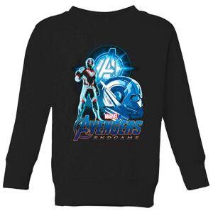 Marvel Avengers: Endgame Ant Man Suit Kids' Sweatshirt - Black - 7-8 Years - Black