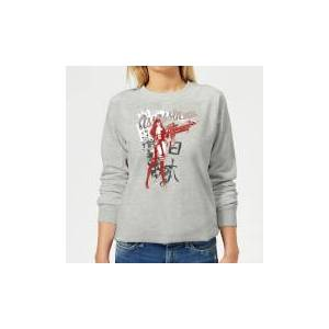 Marvel Knights Elektra Assassin Women's Sweatshirt - Grey - L - Grey