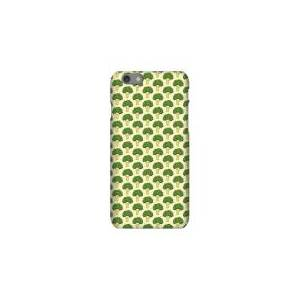 By IWOOT Cooking Broccoli Pattern Phone Case for iPhone and Android - iPhone 7 Plus - Tough Case - Gloss