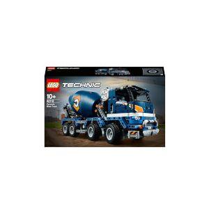 LEGO Technic: Concrete Mixer Truck Toy Construction Set (42112)