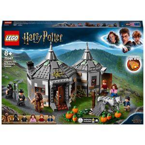 LEGO Harry Potter: Hagrid's Hut Hippogriff Rescue Set (75947)