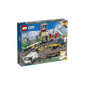 LEGO City: Cargo Train RC Battery Powered Set (60198)