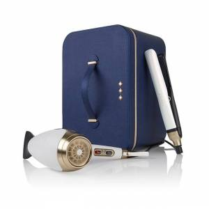 ghd platinum+ & helios limited edition white deluxe gift set
