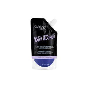 Christophe Robin Shade Variation Mask - Baby Blonde Pocket 75ML