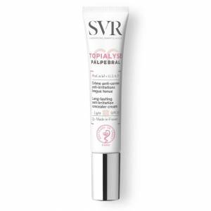 SVR Laboratoires SVR Topialyse Palpébrale CC Dry + Sensitive Eye Lid Tinted Cream, Light - 7g