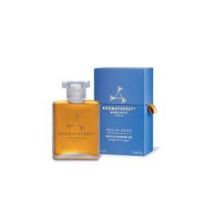Aromatherapy Associates Relax Deep Relax Bath & Shower Oil (55ml)