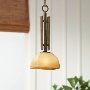 "Minka Lavery Lineage Collection 8"" Wide Mini-Pendant by Minka Lavery - Style # 08687"