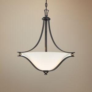 """Minka Lavery Shadowglen 21 1/4"""" Wide Castle Bronze Bowl Pendant Light - Style # 9W333"""