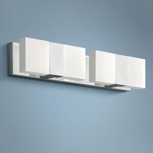 "Elan Haiden 24 1/2"" Wide Chrome LED Bath Light - Style # 10G43"