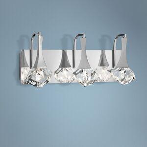 "Elan Rockne 3-Light Chrome 17 1/4"" Wide LED Bath Light - Style # 1X852"