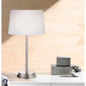 "360 Lighting Elroy Modern 27"" High Brushed Nickel Table Lamp - Style # 3V300"