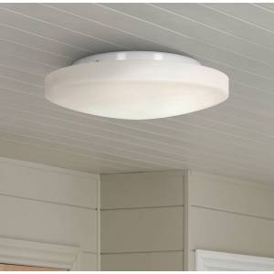 """Access Orion 13 1/4"""" Wide White Outdoor Ceiling Light - Style # 6W215"""