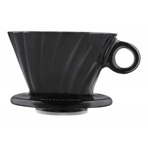 KitchenAid Refurbished 2 Cup Pour Over Cone in Onyx Black