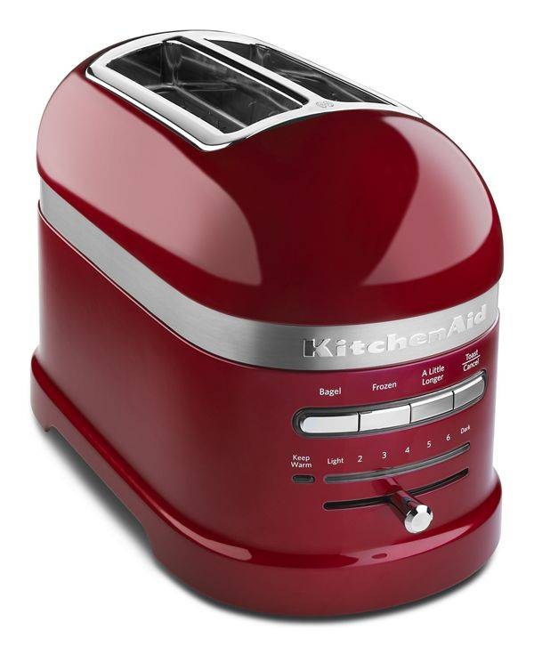 KitchenAid Pro Line® Series 2-Slice Automatic Toaster in Candy Apple Red