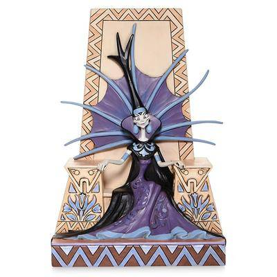 Disney Yzma ''Emaciated Evil'' Figure by Jim Shore The Emperor's New Groove - Official shopDisney
