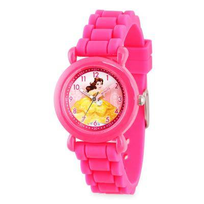 Disney Belle Time Teacher Watch for Kids Beauty and the Beast - Official shopDisney