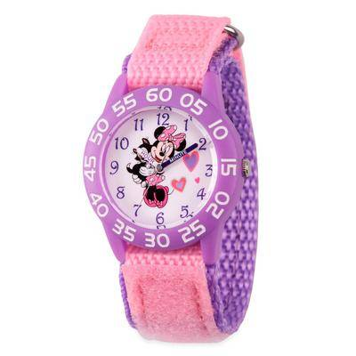 Disney Minnie Mouse and Figaro Time Teacher Watch for Kids - Official shopDisney
