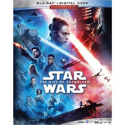 Disney Star Wars: The Rise of Skywalker Blu-ray Combo Pack Multi-Screen Edition - Official shopDisney