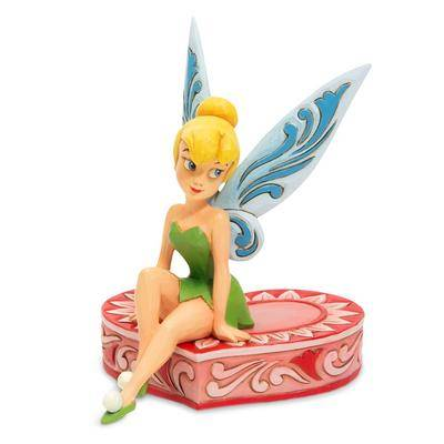 Jim Shore Tinker Bell ''Love Seat'' Figurine by Jim Shore - Official shopDisney