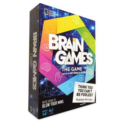 Disney Brain Games the Game National Geographic - Official shopDisney