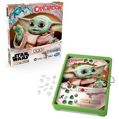 Disney Star Wars: The Mandalorian Operation Game by Hasbro - Official shopDisney