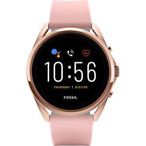 Fossil Gen 5 LTE Smartwatch in Silicone Blush