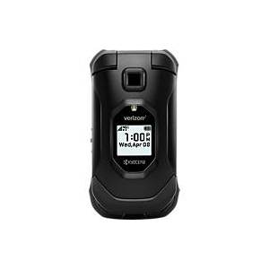 Kyocera DuraXV Extreme No Camera in Black