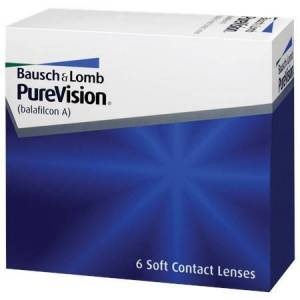 PureVision Contact Lenses