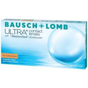 ULTRA Bausch + Lomb ULTRA for Astigmatism Contact Lenses