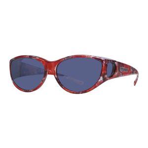 Fitovers Eyewear Ikara - Fit Over Prescription Sunwear for Corrective Eyewear Sunglasses