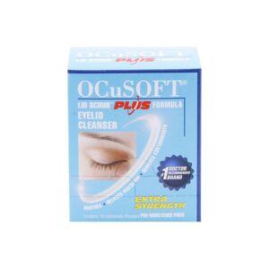 Ocusoft Lid Scrub Plus Formula Eyelid Cleanser (30 Pads)