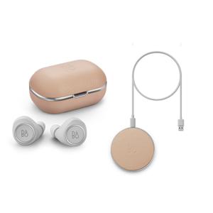 Bang & Olufsen Beoplay E8 2.0 & Charging Pad Natural, Natural, Truly Wireless Earphones   B&O   Bang and Olufsen