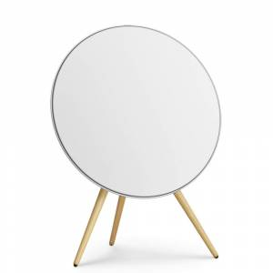 Bang & Olufsen Beoplay A9 Google Voice Assistant, White, One-point Multiroom Speaker   B&O   Bang and Olufsen