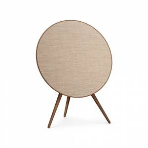 Bang & Olufsen Beoplay A9 Google Voice Assistant, Bronze Tone, One-point Multiroom Speaker   B&O   Bang and Olufsen