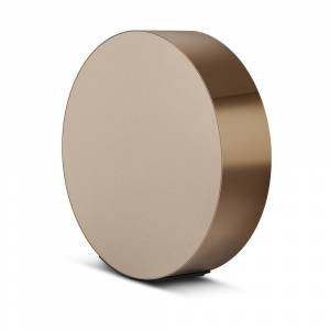 Bang & Olufsen Beosound Edge, Bronze Tone, Powerful Wireless Speaker   B&O   Bang and Olufsen