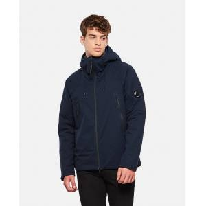 CP Company Technical Jacket With Zip - Blue - male - Size: 50
